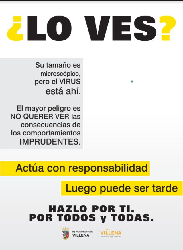 COMUNICADO CONCEJALÍA DE SANIDAD