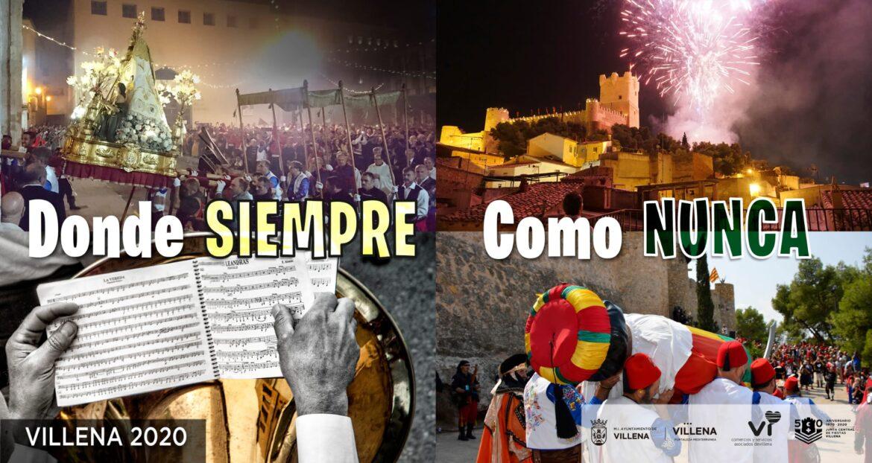 """""""Donde siempre, como nunca"""" las Fiestas de Moros y Cristianos se trasladan a los escaparates"""