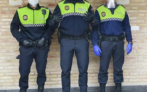 Dos positivos de covid-19 por contagio social en Policía Local activan el protocolo de seguridad municipal