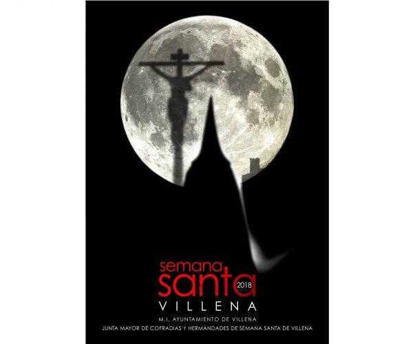 Bases del concurso para el cartel anunciador de la Semana Santa 2019 en Villena.